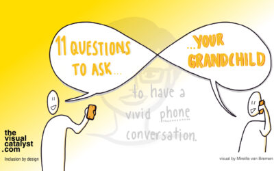11 Phone questions to ask your grandchild